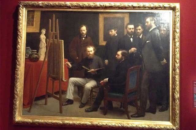 Fantin Latour, el provocador del impresionismo moderno