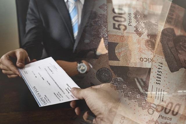 FCH y EPN perdonaron impuestos a empresas por 5 mil 313 mdp