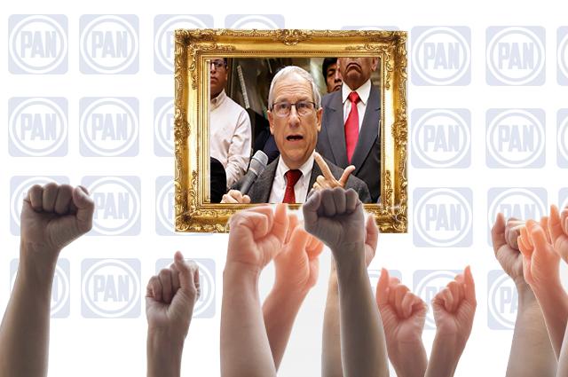 Impugnan candidatura de Cárdenas en el PAN por violar invitación