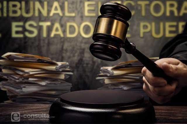 Magistrado del TEEP promueve juicio porque lo afiliaron al PRI