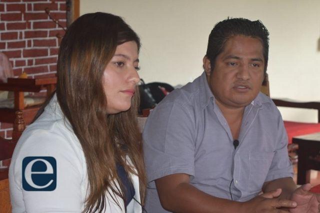 Impugna candidato del PRD resultado electoral en Jopala