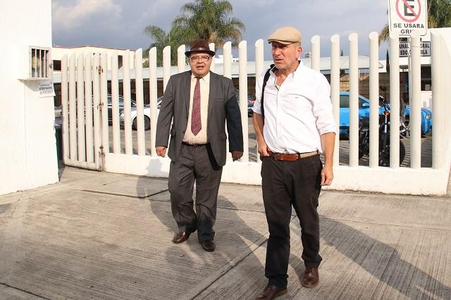 Impugna Sergio Mastretta sentencia del TEEP a la gubernatura