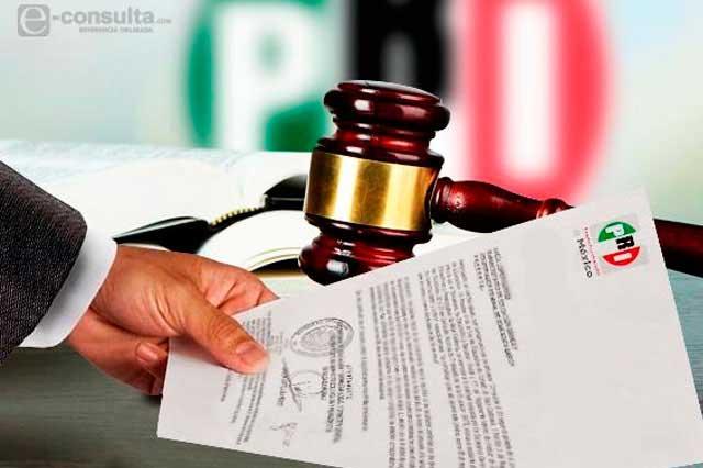 PRI y Ana Tere Aranda llevarán sus impugnaciones al tribunal federal