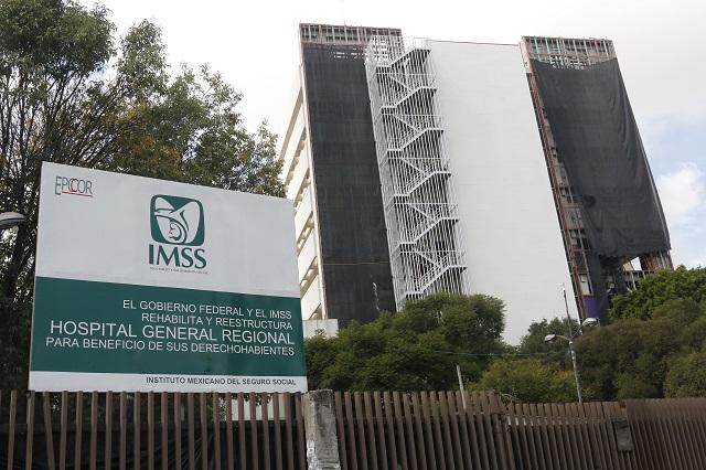 Desde San Lázaro, PT exige terminar el nuevo hospital San Alejandro
