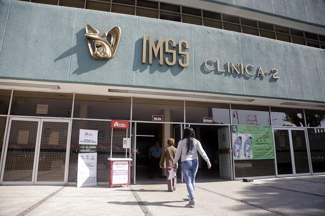 Tiene IMSS esquemas de prevención para 800 mil mujeres en Puebla