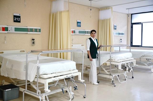Puebla, entre los estados con más camas para casos Covid-19