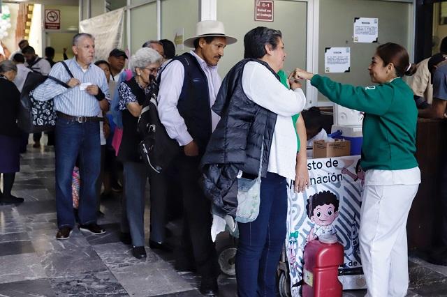 Se alejó Puebla del primer lugar en muertes por influenza