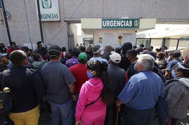 Puebla supera las 1 mil 500 muertes por Covid-19