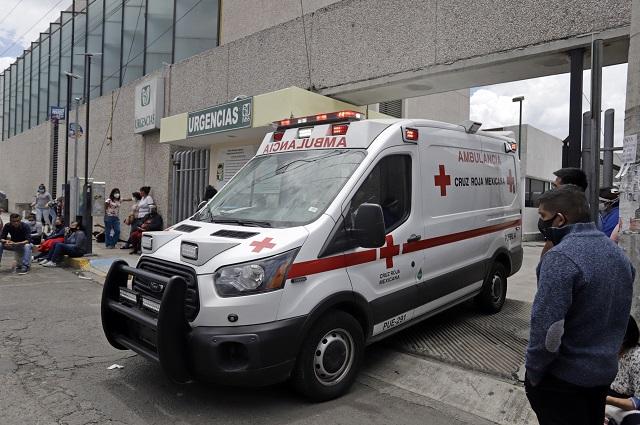 Gracias a tratamiento, menos hospitalizados por Covid en Puebla