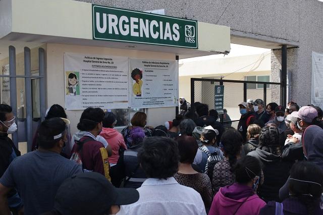 Depende de nosotros disminuir curva de contagios: Barbosa