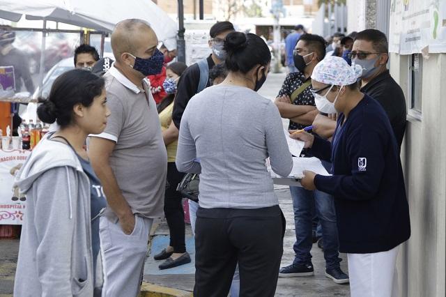 Detectan primer caso de reinfección de covid en México