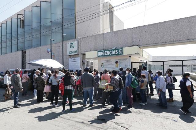 Reportan 258 contagios de Covid en Puebla en 1 día