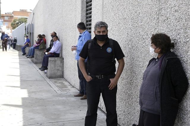 Reportan 134 contagios de Covid y 8 defunciones, en Puebla
