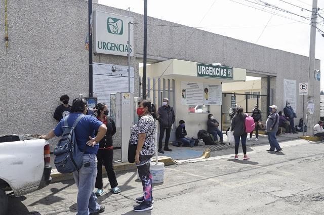 Sigue grave bebé dado por muerto en IMSS La Margarita