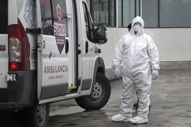 Puebla va muy bien en el control de la pandemia : Gatell