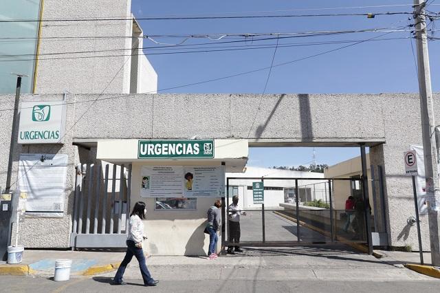 Gobierno denunciará nuevo caso de negligencia en IMSS La Margarita