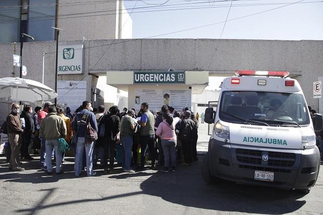El Covid-19 es ya la tercera causa de muerte en Puebla
