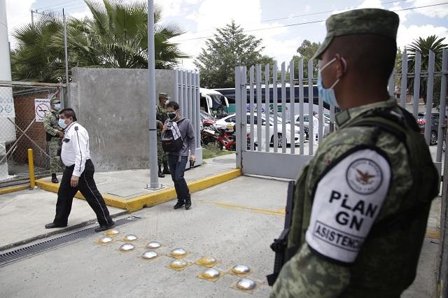 Alertan por alza de contagios de Covid y posible rebrote en Puebla