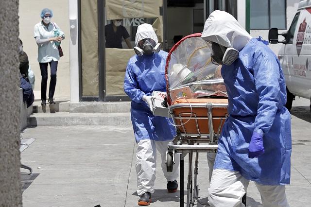 Ha crecido 50% en 13 días pandemia de Covid en Puebla
