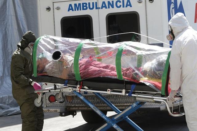 Paciente Covid murió en juicio por plasma con clínica de Puebla