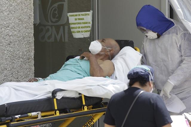 Pronta atención y nuevo tratamiento bajan muertes por Covid en Puebla