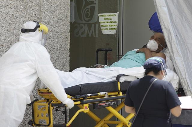 Suma Puebla 2 semanas con baja en contagios Covid