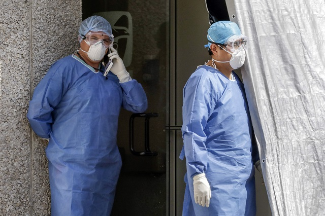Han muerto por Covid en Puebla 251 trabajadores de la Salud