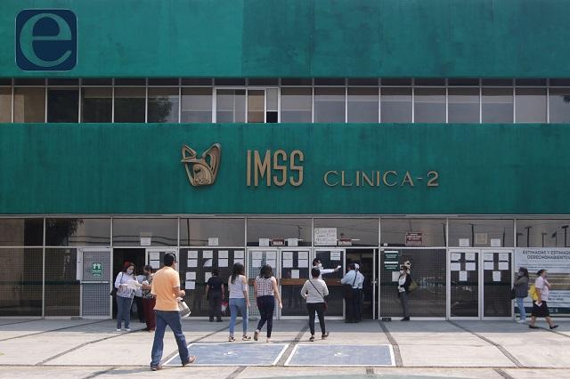 Persiste falta de medicamentos para usuarios del IMSS en Puebla