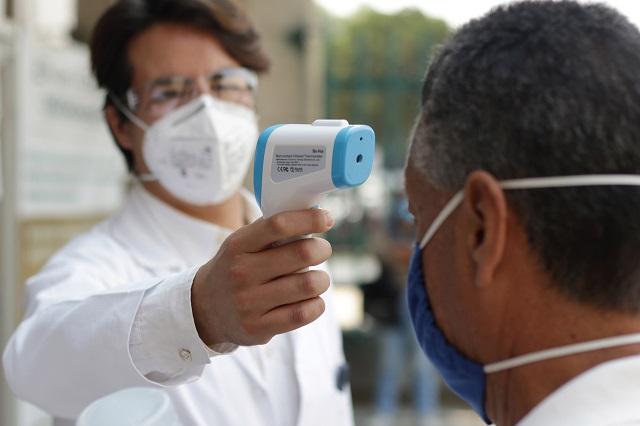 Pico de contagios Covid- 19, hasta finales de junio: UNAM