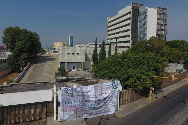 Después de casi 4 años inician demolición de San Alejandro