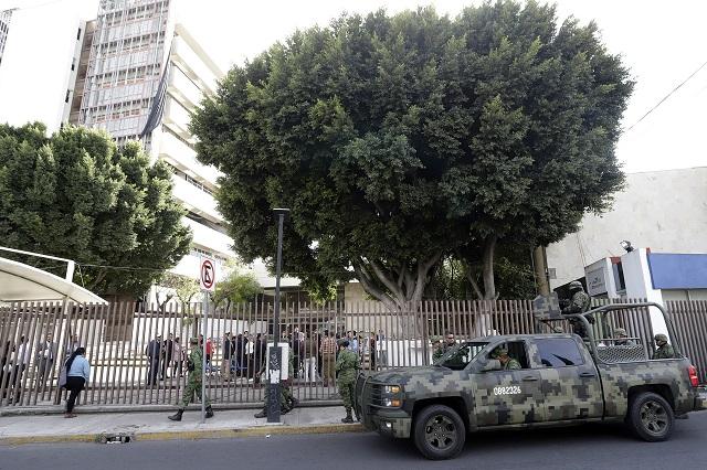Ejército demolerá y reconstruirá el IMSS de San Alejandro