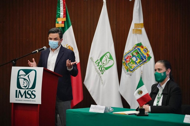 Anuncian demolición del IMSS San Alejandro