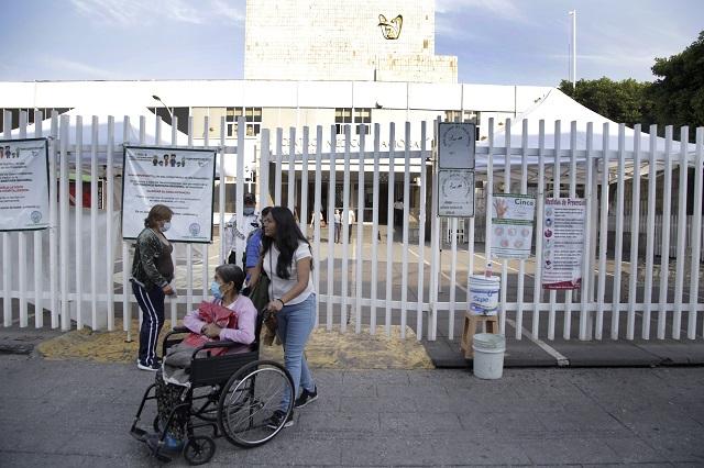 En incertidumbre atención de especialidades en IMMS San José