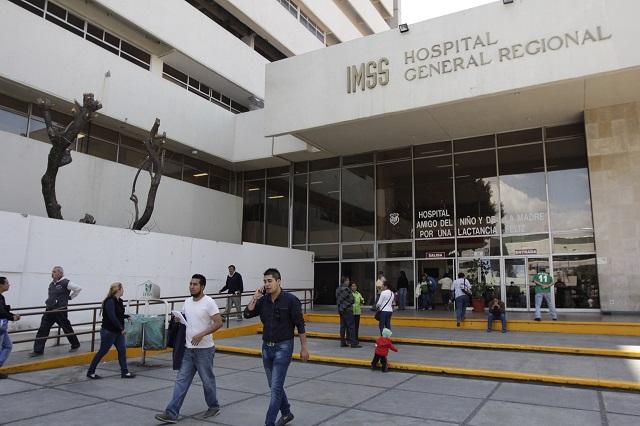 Atiende el IMSS 10 mil consultas diarias en la capital del estado