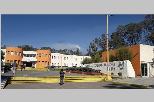 Queda sin camas IMSS-Metepec ante aumento de casos de Covid