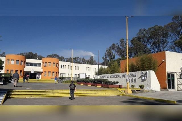 Preparan 221 mdp para remodelar Hospital del IMSS en Metepec
