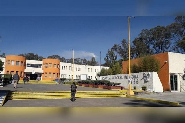Piden a pacientes no ocultar Covid en IMSS de Metepec