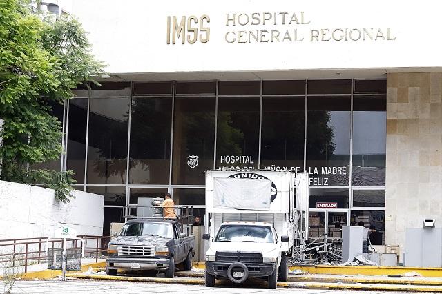 Hará IMSS nuevo San Alejandro y hospitales en Amozoc y Cholula