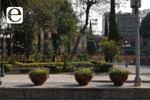 Túneles en zócalo de Puebla ya se conocen desde hace tiempo: INAH