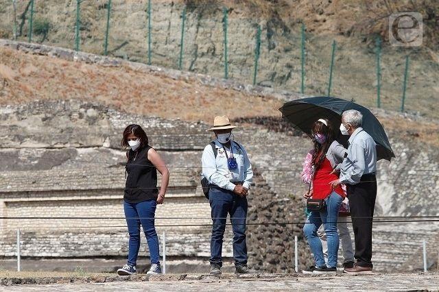 Aumentan 150% las visitas a zonas arqueológicas del INAH