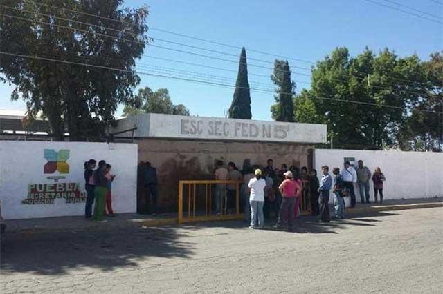 Ordena INAI a la SEP entregar datos de alumno asesinado en Puebla
