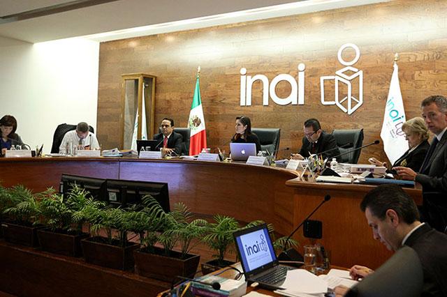 Comisionados del INAI se regalan bono de riesgo de 13%
