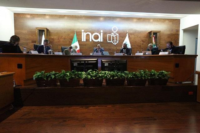 El INAI ordena a la PGR que publique investigación del caso Odebrecht
