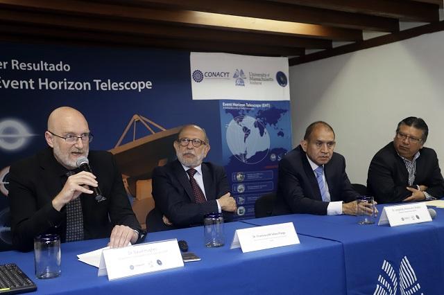 El Gran Telescopio sí funciona, celebran investigadores de Inaoe