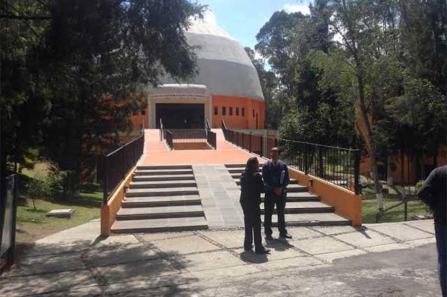 Incluyen histórico telescopio de INAOE en monitoreo de asteroides
