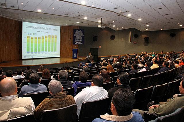 Consolidó INAOE productividad científica y académica: Carramiñana