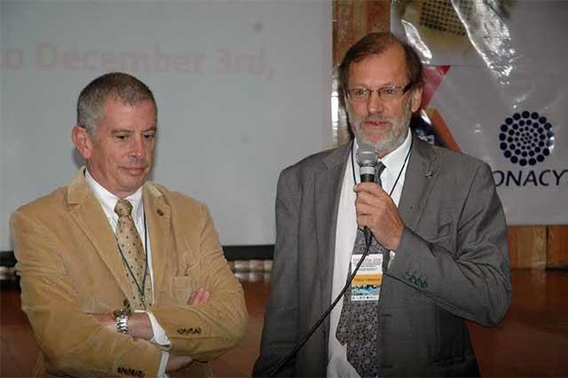 Investigadores de Francia, Rusia y México sesionan en el Inaoe