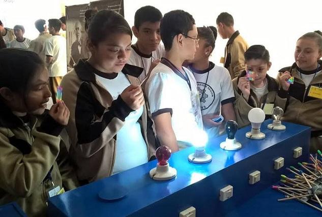 En actividades por Año de la Luz, más de 50 mil personas: INAOE