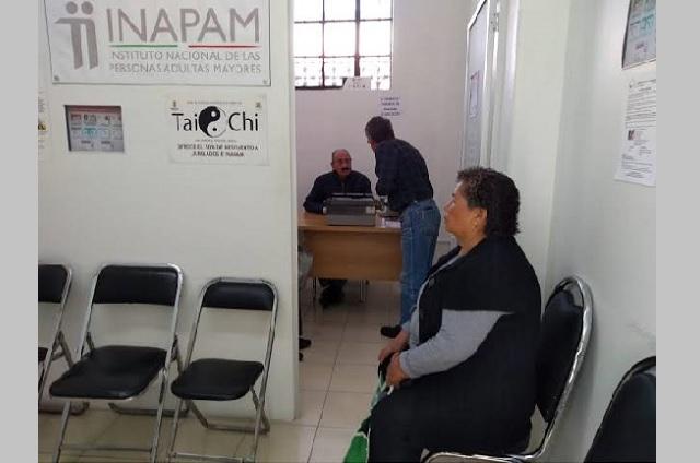 Continúan suspendidos los trámites de INAPAM en Teziutlán
