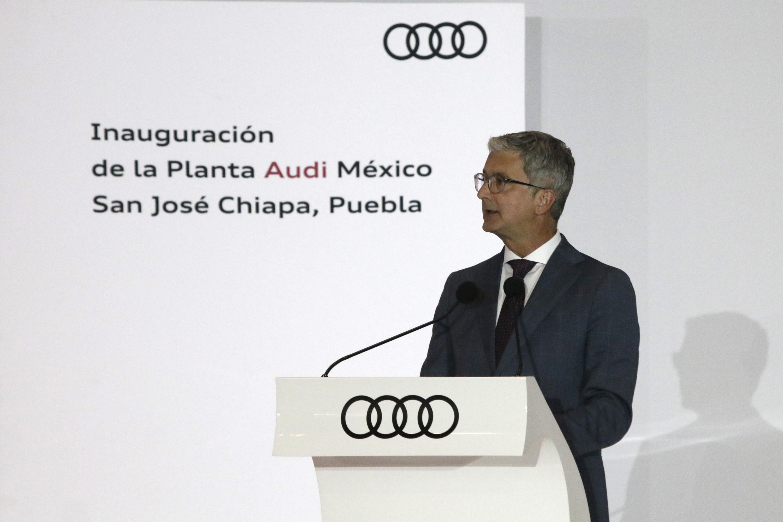 Presidente de Audi es arrestado por su nexo en el Dieselgate